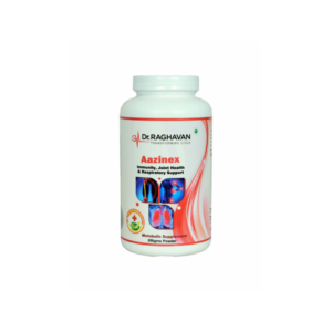 Aazinex Power, formula for autoimmunity, joint and asthmatic disorders