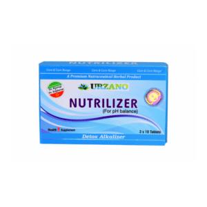 Nutrilizer Tablets Front